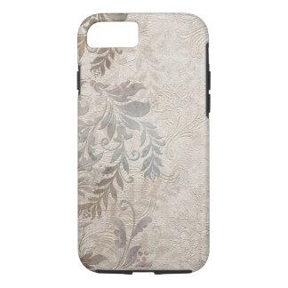 Vintages Grungy Laub iPhone 8/7 Hülle
