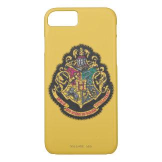 Vintages Hogwarts Wappen Harry Potter | iPhone 8/7 Hülle