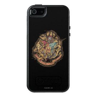 Vintages Hogwarts Wappen Harry Potter   OtterBox iPhone 5/5s/SE Hülle