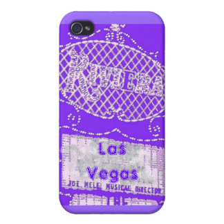 Vintages Hotel Las Vegas Riviera iPhone 4 Hülle