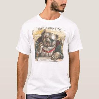 Vintages Hundeprahler-Bar T-Shirt