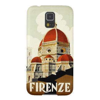 Vintages italienisches Tourismus-Plakat Galaxy S5 Hülle
