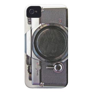 Vintages Kamera-BlackBerry mutig Case-Mate iPhone 4 Hüllen