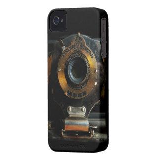Vintages Kamera-BlackBerry-mutiger Kasten iPhone 4 Case-Mate Hüllen