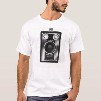 Vintages Kamera-Kodak-Art-T-Shirt T-Shirt