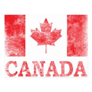 Vintages Kanada Postkarte