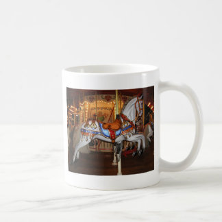 Vintages Karussell-Pferd 001 01 Kaffeetasse