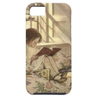 Vintages Kind, das ein Buch, Jessie Willcox Smith iPhone 5 Case
