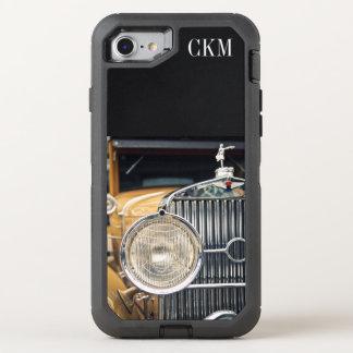 Vintages klassisches antikes Automobil OtterBox Defender iPhone 8/7 Hülle
