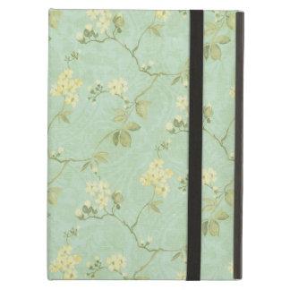 Vintages kleines gelbes Blumen-iPad Air ケース