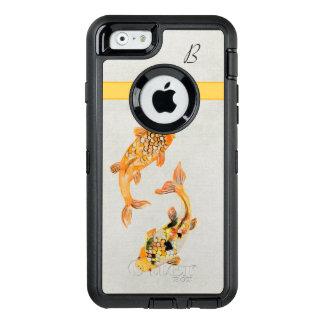 Vintages Koi OtterBox iPhone 6/6s Hülle