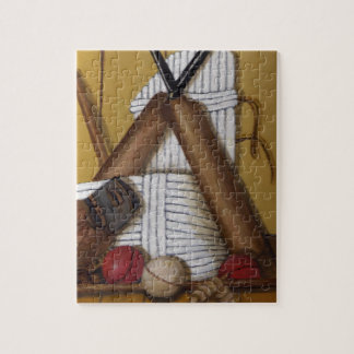 Vintages Kricket Puzzle