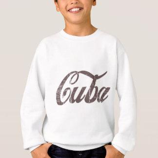 Vintages Kuba Sweatshirt