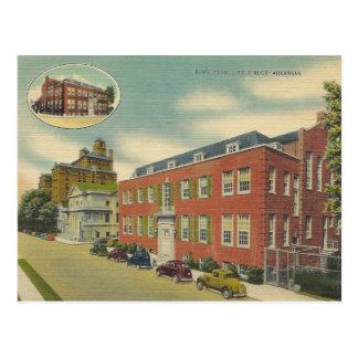 Vintages Little Rock Arkansas Postkarte