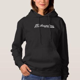 Vintages Logo Milwaukee Wisconsin Hoodie