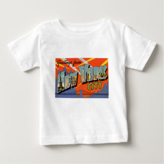 Vintages New York City Baby T-shirt