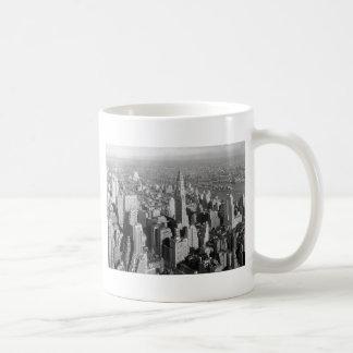 Vintages New York City Kaffeetasse