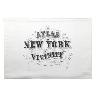Vintages NYC Tischset