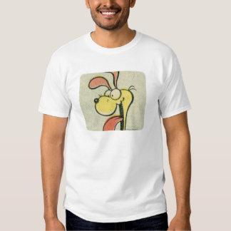 Vintages Odie, das Shirt der Männer