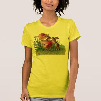 Vintages Osterhasen-Shirt T-Shirt
