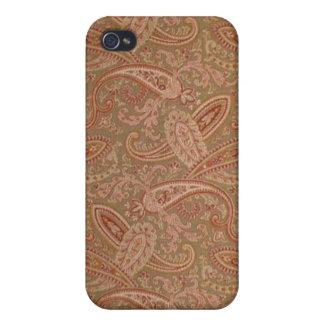 Vintages Paisley iPhone 4 Case