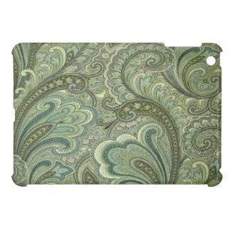 Vintages Paisley weises iPad Minifall iPad Mini Schale