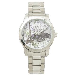 Vintages Paris Armbanduhr
