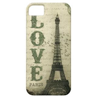 Vintages Paris iPhone 5 Hülle