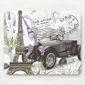 Vintages Paris Mauspad