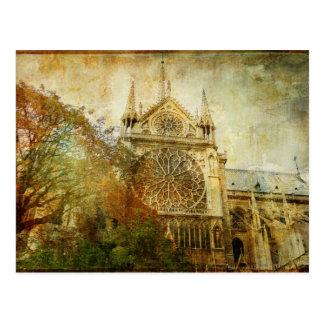 Vintages Paris Postkarten