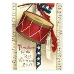 Vintages patriotisches, Trommeln mit musikalischen