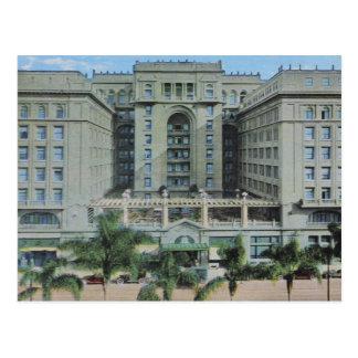 Vintages Postkarte Hotel Ulysses S. Grant San