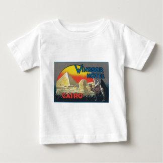Vintages Reise-Shirt Kairos Ägypten Baby T-shirt