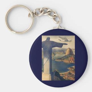 Vintages Rio de Janeiro, Christus die Schlüsselanhänger