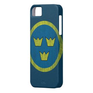 Vintages Schweden iPhone 5 Case