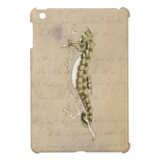 Vintages Seepferd iPad Mini Hülle