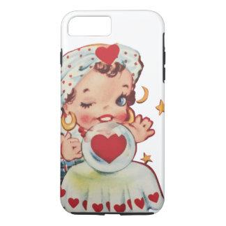 Vintages Sinti und Roma iPhone 8 Plus/7 Plus Hülle