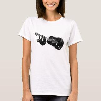 Vintages Slothgitarrent-stück T-Shirt