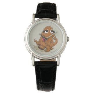 Vintages Snuffy Armbanduhr
