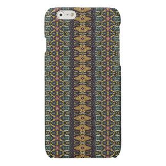 Vintages Stammes- aztekisches Muster