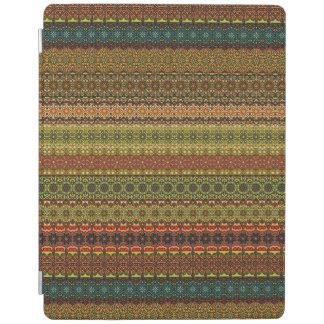 Vintages Stammes- aztekisches Muster iPad Hülle