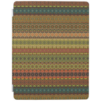 Vintages Stammes- aztekisches Muster iPad Smart Cover