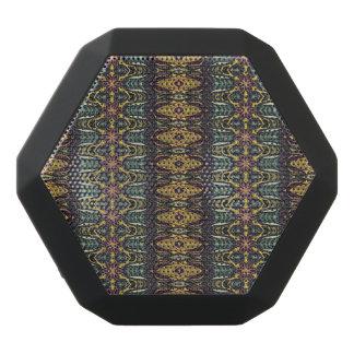 Vintages Stammes- aztekisches Muster Schwarze Bluetooth Lautsprecher