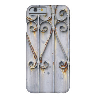 Vintages steampunk Mustermetallrustikales Chic Barely There iPhone 6 Hülle