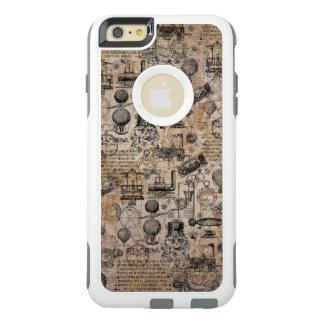 Vintages Steampunk OtterBox iPhone 6/6s Plus Hülle