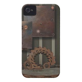 Vintages SteamPunk übersetzt iPhone 4 Etuis