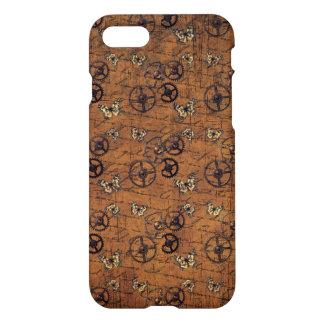Vintages Steampunk übersetzt Tapete iPhone 8/7 Hülle