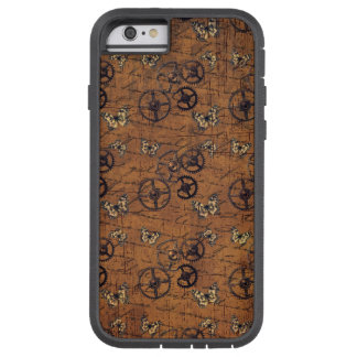 Vintages Steampunk übersetzt Tapete Tough Xtreme iPhone 6 Hülle