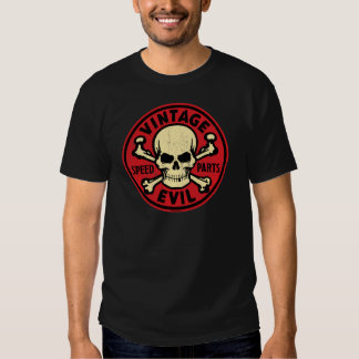 Vintages Übel 0073 Tshirts
