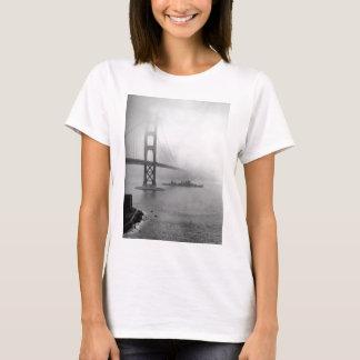 Vintages USS San Francisco Golden Gate Brücke T-Shirt